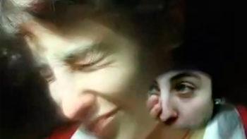 Fotograma do vídeo Silvia de Berio Molina
