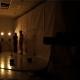 Electroshonk performance por Berio Molina. Light and sound