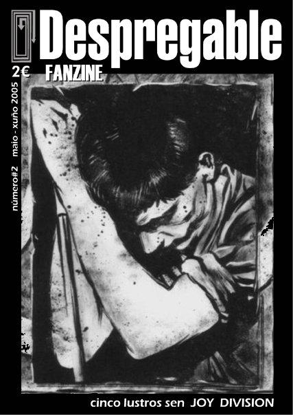 Portada Fanzine Despregable #2