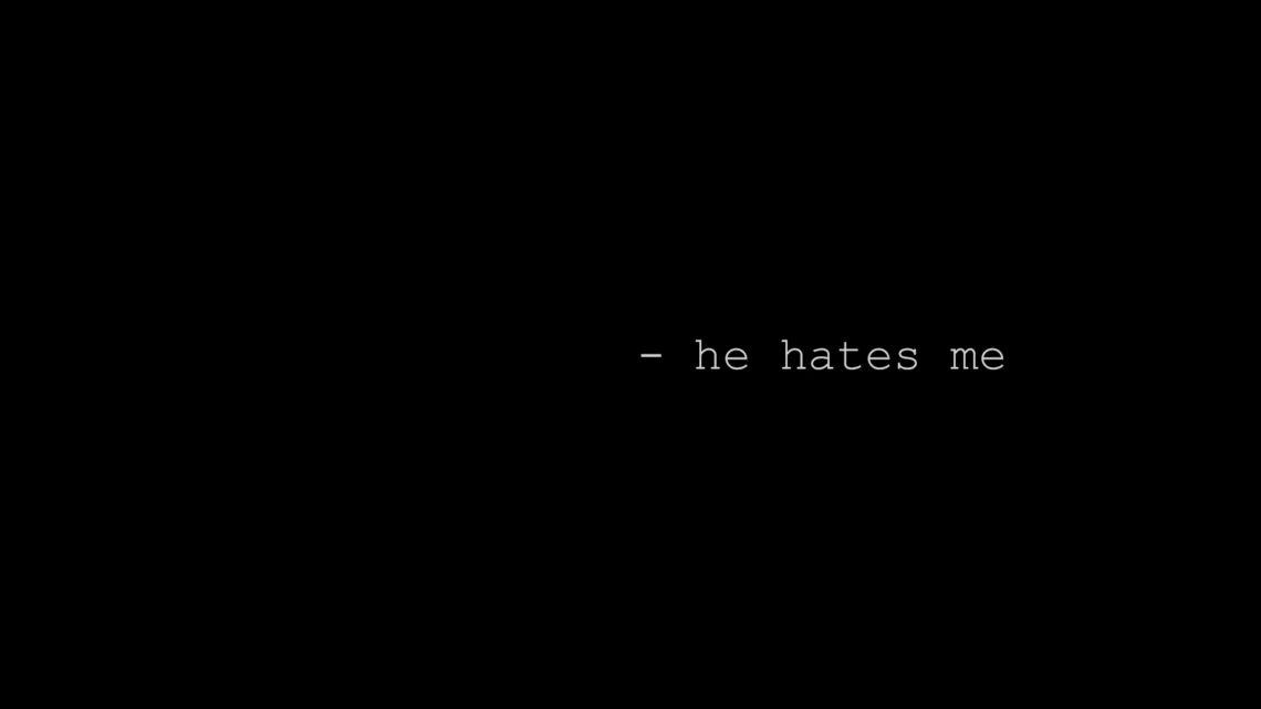 He hates me film by Berio Molina