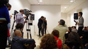 Devuison de Ohn no Chámalle X. Facultade de Belas Artes. Pontevedra