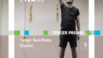 Video Campo de Berio Molina recibe el tercer premio en el Festival Internacional de Videoarte FIVA06
