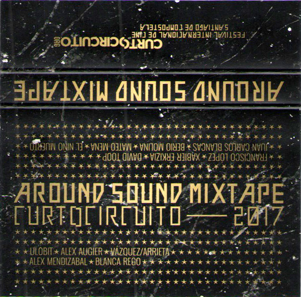Portada arredor do son. Around sound cover