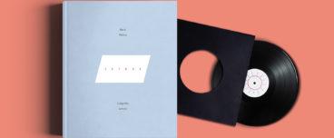 Libro setras sobre caligrafía sonora. O sonido das letras