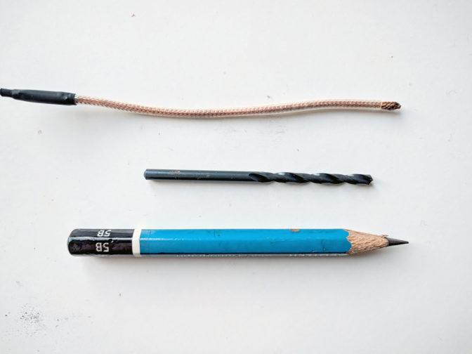 As partes de sapis, lapis sonoro empregado para facer setras