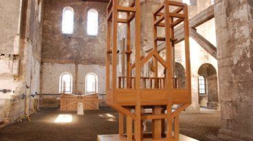 Organ²/ASLSP (As SLow aS Possible) na igrexa de San Burchardi