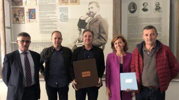 Setras gaña o premio José Lázaro Galdiano do Goberno de Navarra
