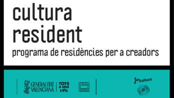 Cultura Resident. Programa de residències per a creadors.