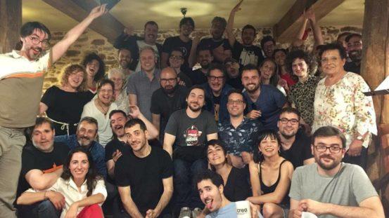 Palmarés IV Premios CREA