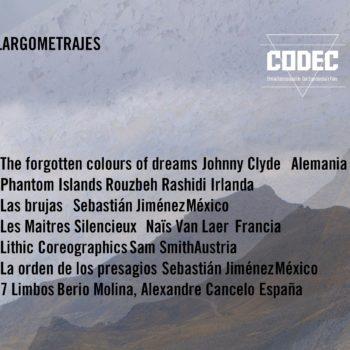 Sección Oficial CODEC
